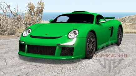 Ruf CTR3 2007 для BeamNG Drive