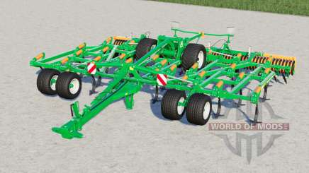 Amazone Cenius 8003-2TX Super для Farming Simulator 2017