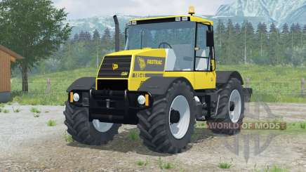 JCB Fastrac 185-6ⴝ для Farming Simulator 2013
