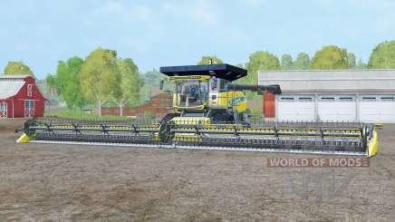 New Holland CR10.90 QuadTrac для Farming Simulator 2015