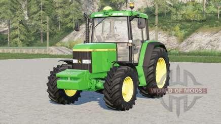 John Deere 6010 series〡light configuration для Farming Simulator 2017