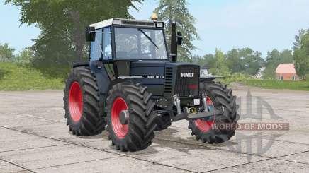 Fendt Farmer 310 LSA Turbomatik〡fixed camera для Farming Simulator 2017