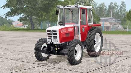Steyr 8080Ⱥ для Farming Simulator 2017