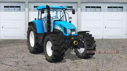 New Holland T7550〡new turn signals для Farming Simulator 2015