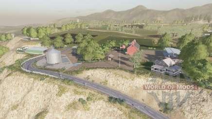 The Pacific Northwest v1.0 для Farming Simulator 2017