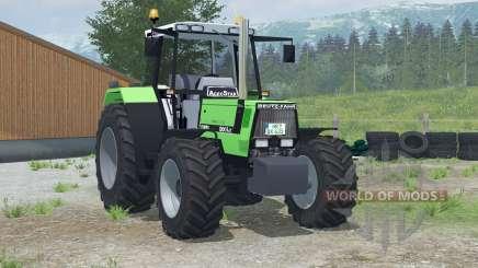 Deutz-Fahr AgroStar 6.31〡dual rear wheels для Farming Simulator 2013