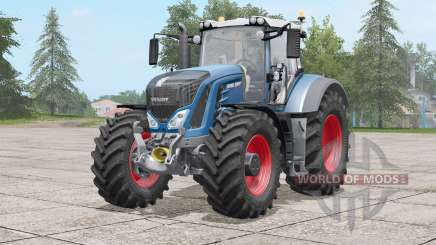Fendt 900 Vario〡new wheel michelin для Farming Simulator 2017