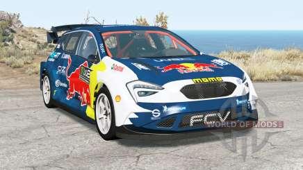 Cherrier Vivace Red Bull Rally v1.1 для BeamNG Drive