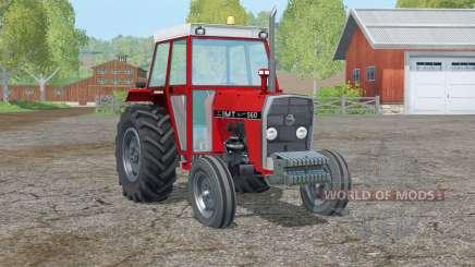 IMT 560 DeLuxe 4x4 для Farming Simulator 2015