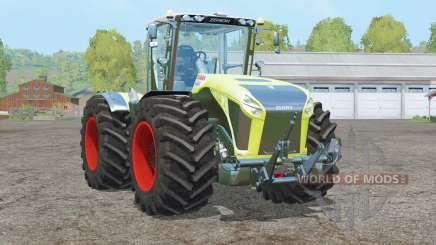 Claas Xerion 4500 Trac VȻ для Farming Simulator 2015