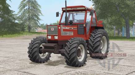 Fiat 140-90 DT Turbo〡full animated для Farming Simulator 2017