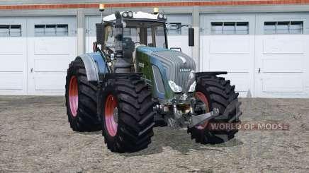 Fendt 939 Vario〡Black для Farming Simulator 2015