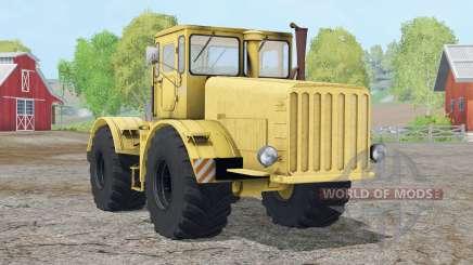 Кировец К-700〡анимированный выхлопной клапан для Farming Simulator 2015