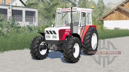 Steyr 948〡compact small tractor для Farming Simulator 2017