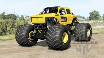 CRD Monster Truck v2.3 для BeamNG Drive
