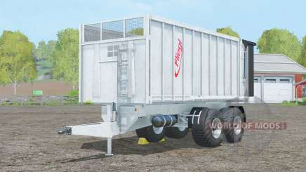 Fliegl TMK 266 Bull〡working lighting для Farming Simulator 2015