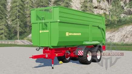 Grabmeier Muldenkipper〡color configuration для Farming Simulator 2017