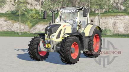 Fendt 700 Vario〡lightbar для Farming Simulator 2017