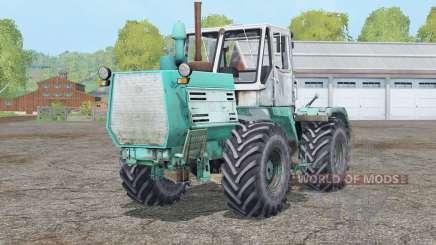 Т-150К〡нормальная физика для Farming Simulator 2015