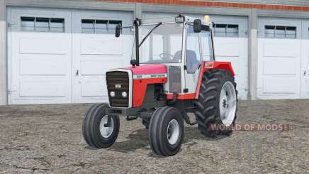 Massey Ferguson 698T〡interactive control для Farming Simulator 2015