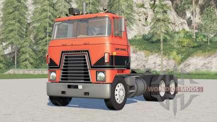 International TranStar II 4070B Day Cab 1977 для Farming Simulator 2017