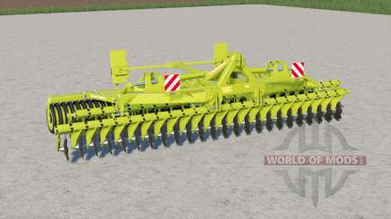 Amazone Catros 6002-2〡working speed changed для Farming Simulator 2017