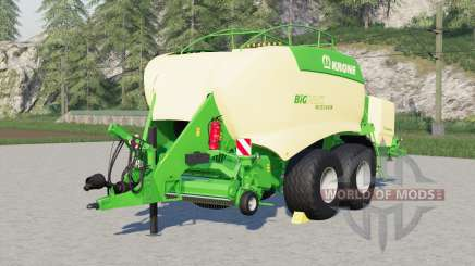 Krone BiG Pack 1290 HDP II (XC) для Farming Simulator 2017