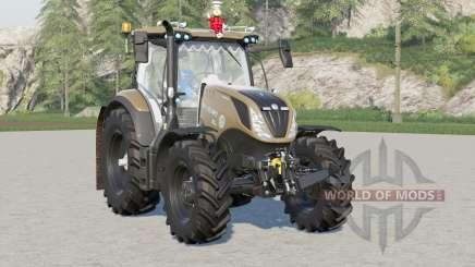 New Holland T6 series〡color choice для Farming Simulator 2017