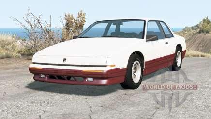 Soliad Wendover Sport SE 6200 V8 для BeamNG Drive