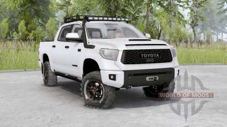 Toyota Tundra TRD Pro CrewMax 2019 для Spin Tires