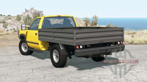 Gavril D-Series Farmhand Long v2.0 для BeamNG Drive