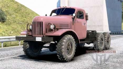 ЗиЛ-157В v1.3 для American Truck Simulator