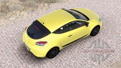 Renault Megane R.S. 265 2014 для American Truck Simulator
