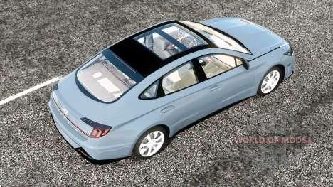 Hyundai Sonata Limited (DN8) 2020 для American Truck Simulator