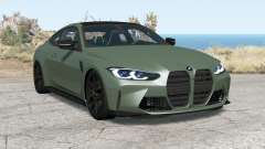 BMW M4 Competition (G82) 2020 для BeamNG Drive
