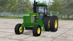 John Deere 4050 series〡wheels selection для Farming Simulator 2017