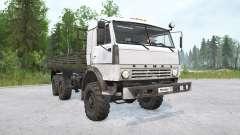 КамАЗ-43114 6x6 для MudRunner