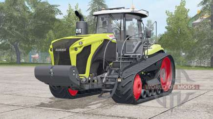 Claas Xerion 4000 TerraTraƈ для Farming Simulator 2017