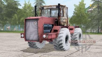 Кировец Ꝅ-710 для Farming Simulator 2017