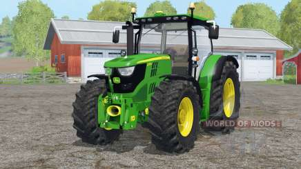 John Deere 6170Ɽ для Farming Simulator 2015