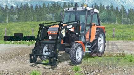 Ursus 912〡with front loader для Farming Simulator 2013