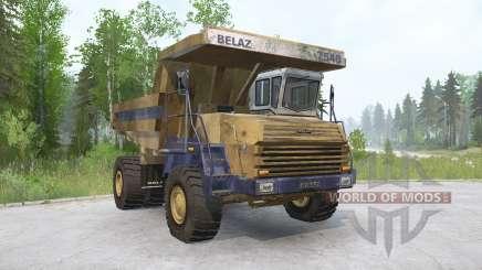БелАЗ-7540 для MudRunner