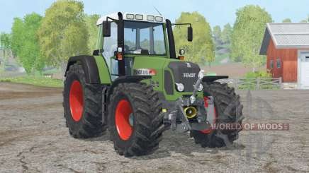 Fendt 800 Vario TMS〡visual changes для Farming Simulator 2015