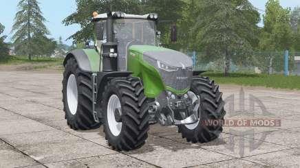 Fendt 1000 Vaᶉio для Farming Simulator 2017