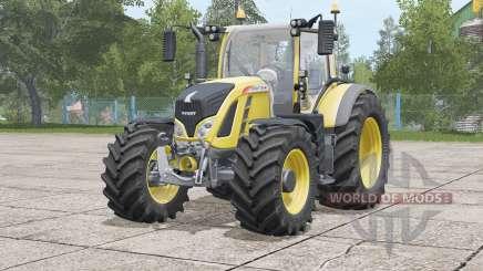 Fendt 700 Vaꭉio для Farming Simulator 2017