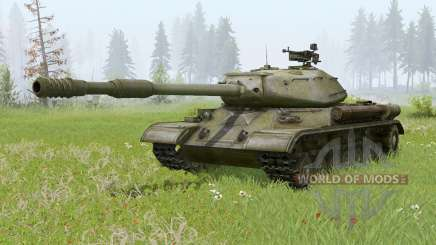 IS-4 для Spin Tires