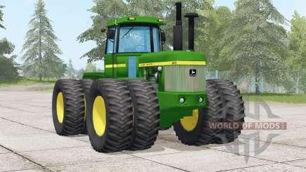 John Deere 8000 series〡articulated для Farming Simulator 2017