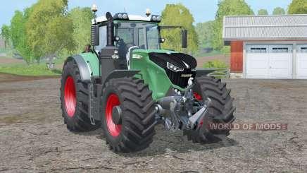 Fendt 1050 Vario〡sun visor для Farming Simulator 2015