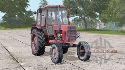МТЗ-80 Белаᵽус для Farming Simulator 2017