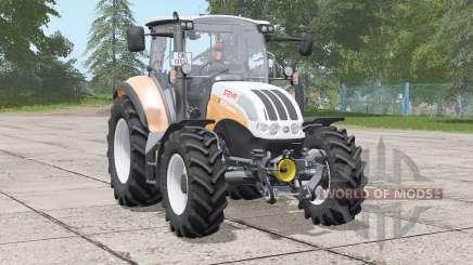 Steyr 4000 Multi〡FL console option для Farming Simulator 2017